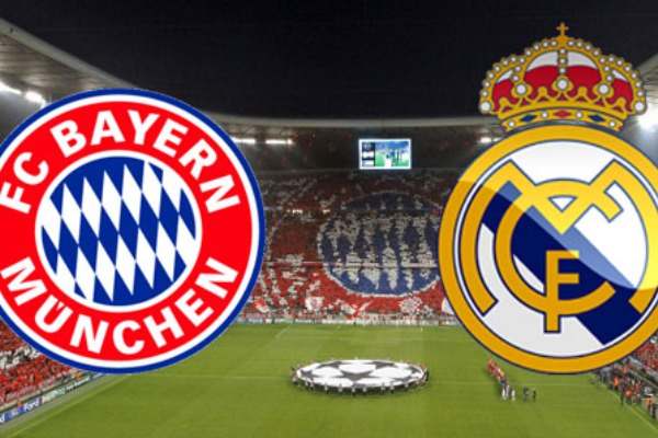 Repetición: Bayern Munich vs Real Madrid – 27-Abril-2018